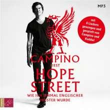 Hope Street - Wie ich einmal englischer Meister wurde, CD