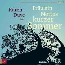 Fräulein Nettes Kurzer Sommer (Hörbestseller), 2 CDs