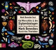 Kat Menschiks und des Diplom-Biologen Doctor..., CD