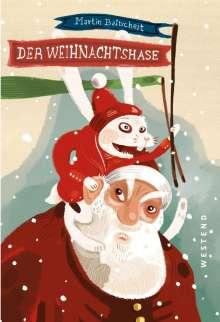 Martin Baltscheit: Der Weihnachtshase, Buch