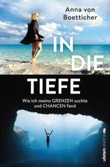 Anna von Boetticher: In die Tiefe, Buch