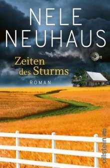 Nele Neuhaus: Zeiten des Sturms, Buch