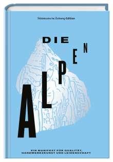 Die Alpen, Buch