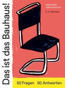 Gesine Bahr: Das ist das Bauhaus!, Buch