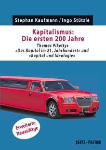 Stephan Kaufmann: Kapitalismus: Die ersten 200 Jahre, Buch