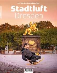 Stadtluft Dresden 4, Buch