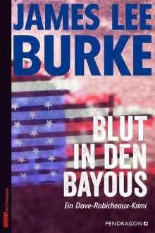 James Lee Burke: Blut in den Bayous, Buch