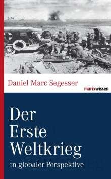 Daniel Marc Segesser: Der Erste Weltkrieg, Buch