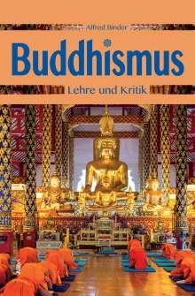 Alfred Binder: Buddhismus, Buch