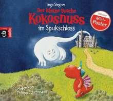 Ingo Siegner: Der kleine Drache Kokosnuss im Spukschloss, CD
