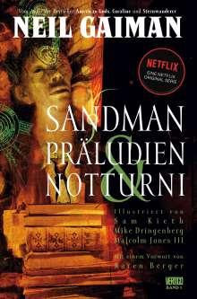 Neil Gaiman: Sandman 01 - Präludien & Notturni, Buch