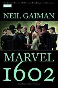 Neil Gaiman: Neil Gaiman: 1602, Buch