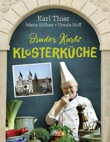Karl Thier: Bruder Karls Klosterküche, Buch