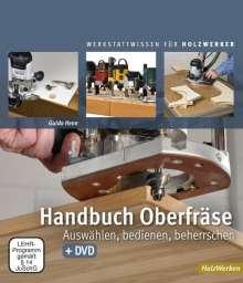 Guido Henn: Handbuch Oberfräse, Buch