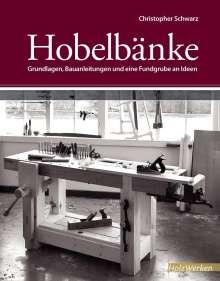 Christopher Schwarz: Hobelbänke, Buch
