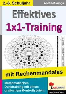 Michael Junga: Effektives 1x1-Training mit Rechenmandalas, Buch