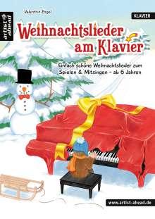 Weihnachtslieder am Klavier, Noten