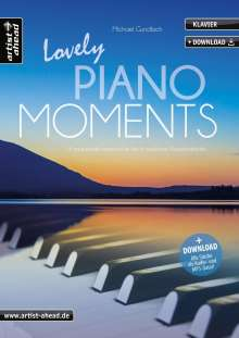 Michael Gundlach: Lovely Piano Moments, Buch