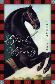 Anna Sewell: Black Beauty, Buch