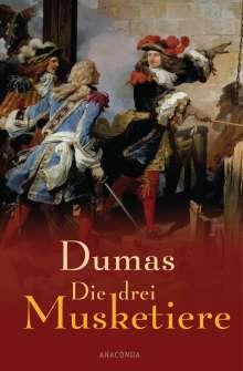 Alexandre Dumas: Die drei Musketiere, Buch