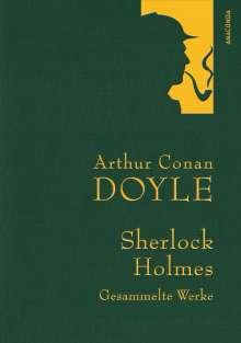 Arthur Conan Doyle: Sherlock Holmes -  Gesammelte Werke, Buch