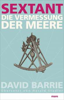 David Barrie: Sextant, Buch