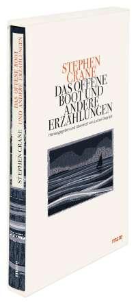 Stephen Crane: Das offene Boot und andere Erzählungen, Buch