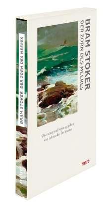 Bram Stoker: Der Zorn des Meeres, Buch