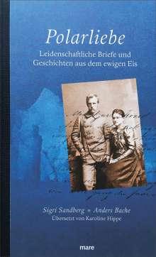 Sigri Sandberg: Polarliebe, Buch