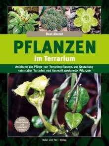 Beat Akeret: Pflanzen im Terrarium, Buch