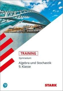 Markus Fiederer: Training Gymnasium - Mathematik Algebra und Stochastik 9. Klasse, Buch