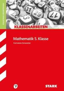 Kathrein Schadow: Klassenarbeiten Mathematik Realschule  5. Klasse, Buch