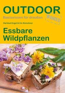 Hartmut Engel: Essbare Wildpflanzen, Buch