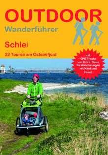 Michael Hennemann: 22 Wanderungen Schlei, Buch