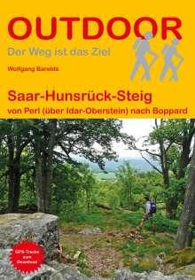 Wolfgang Barelds: Saar-Hunsrück-Steig, Buch