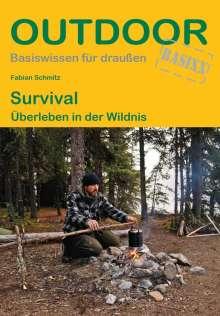 Fabian Schmitz: Survival, Buch