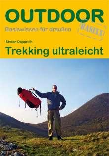 Stefan Dapprich: Trekking ultraleicht, Buch