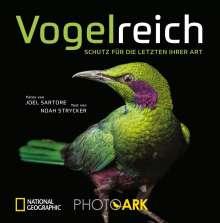 Joel Sartore: Vogelreich, Buch