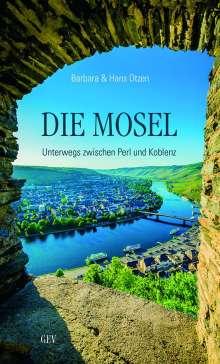 Hans Otzen: Die Mosel, Buch