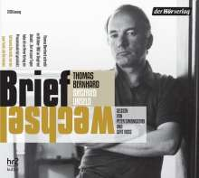 Thomas Bernhard: Der Briefwechsel. 3 CDs, 3 CDs