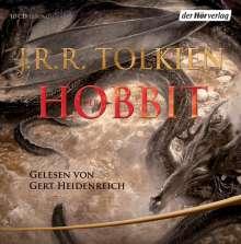 John R. R. Tolkien: Der Hobbit, 10 CDs
