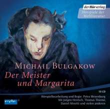 Michail Bulgakow: Der Meister und Margarita, 10 CDs