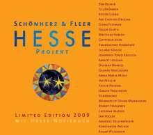 """Hermann Hesse: Hesse Projekt """"Die Welt unser Traum"""" und """"Verliebt in die verrückte Welt"""", 2 CDs"""