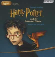 Joanne K. Rowling: Harry Potter 5 und der Orden des Phönix, 3 MP3-CDs