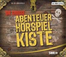 Daniel Defoe: Die große Abenteuer-Hörspiel-Kiste, 10 CDs