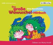 Irina Korschunow: Das große Wawuschel-Hörbuch, 4 CDs