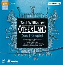 Tad Williams: Otherland. Das Hörspiel, 4 MP3-CDs