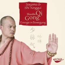 Sayama: Shaolin Qi Gong. CD, CD