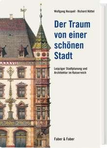 Wolfgang Hóquel: Der Traum von einer schönen Stadt, Buch
