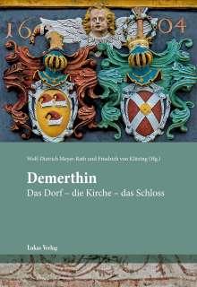 Demerthin, Buch